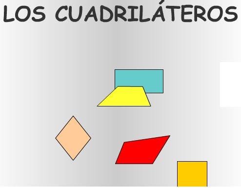 """""""LOS CUADRILÁTEROS"""""""